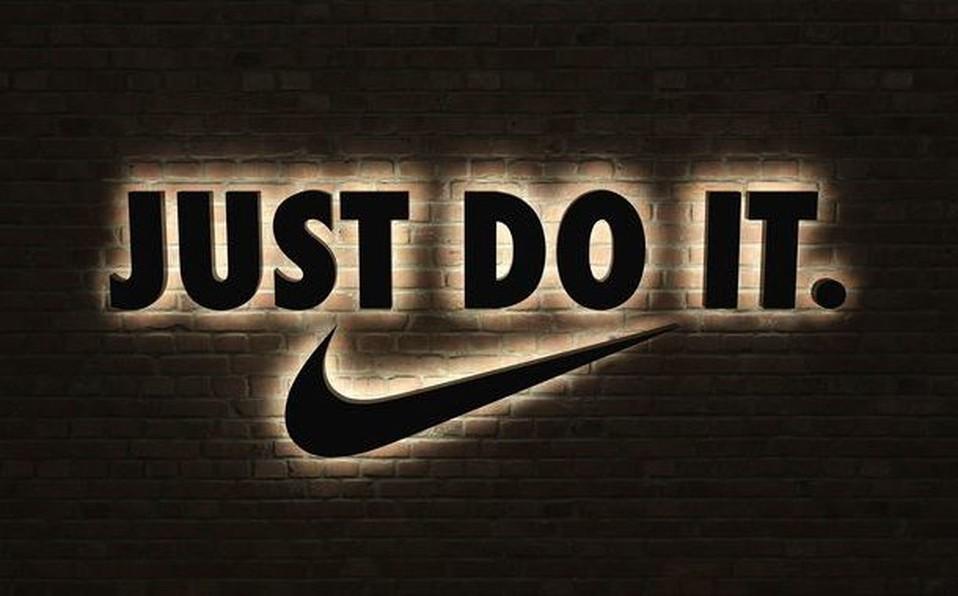 Slogan de Nike