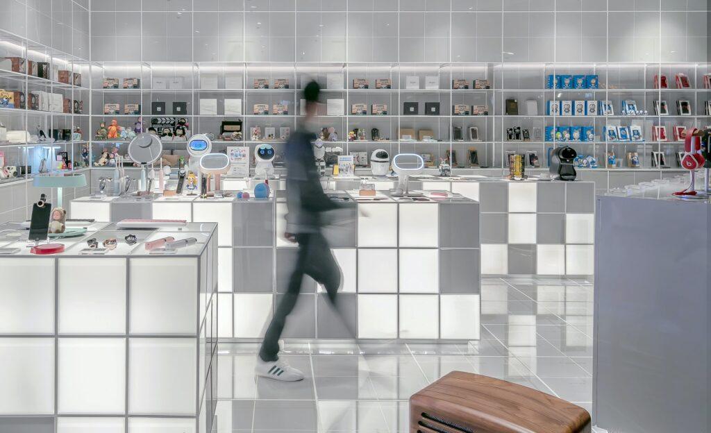 retail tech aforo